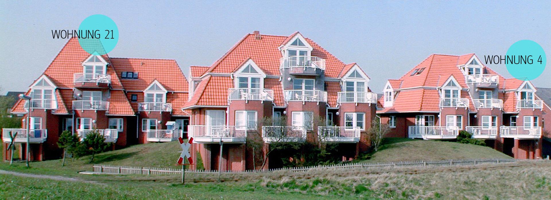 """Exklusive Ferienwohnungen """"Lagune am Wattenmeer"""""""