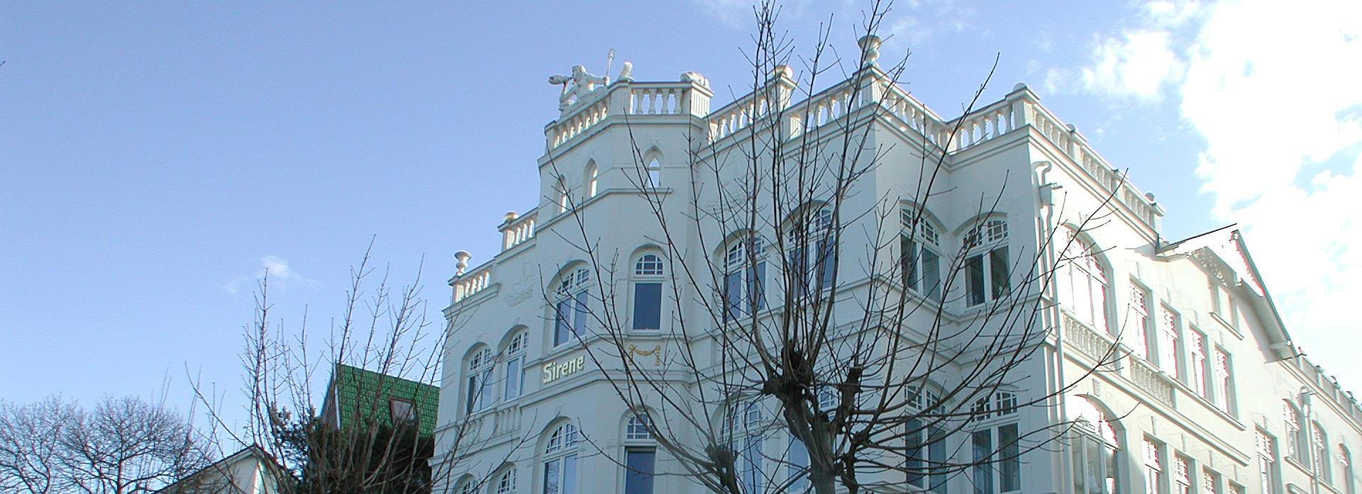 Villa Sirene Binz – Wohnung 4 und 12