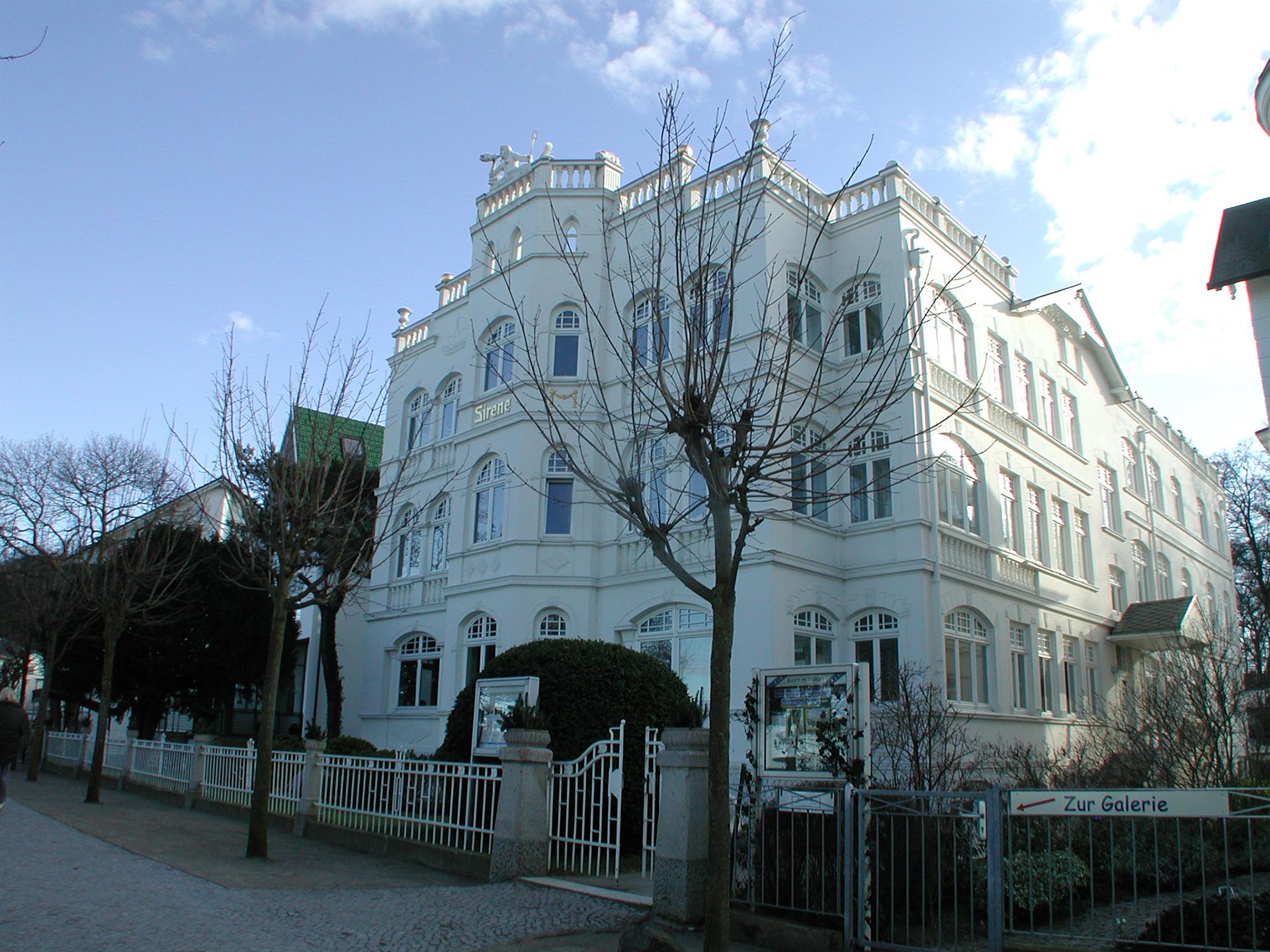 Villa Sirene Binz - Wohnung 4 und 12